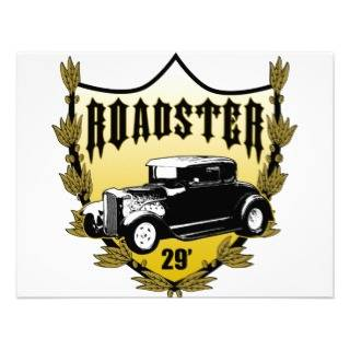 29 Ford Roadster Announcement