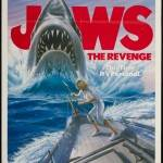 Jaws The Revenge 1987 Original U s One Sheet Movie Poster