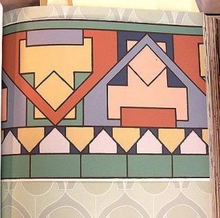 Frank Lloyd Wright Actual Wallcoverings Taliesin West