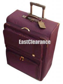 Von Furstenberg Runway 29 Expandable Rolling Suitcase $340