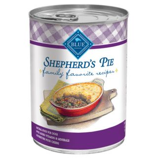 BLUE Family Favorite Shepherd's Pie Canned Dog Food   Food   Dog