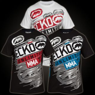 Ecko Unltd. MMA T Shirt Shielded 115 SWR XXXL