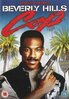 DVD Set] Eddie Murphy BEVERLY HILLS COP 1 2 3 (NEU&OVP)