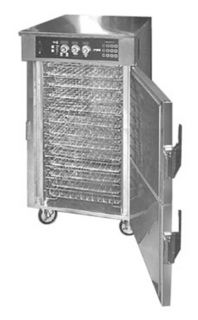 FWE   Food Warming Equipment Rethermalizer Holding, Dual Cycle, 24 Baskets or 240 Meal Capacity, 220/1V