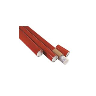 Shoplet select Red Telescoping Mailing Tubes