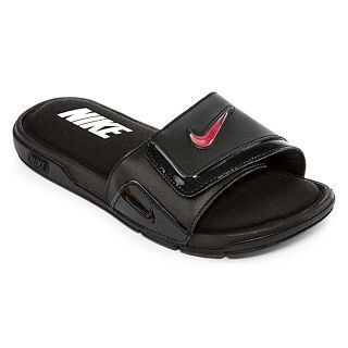 0b4b8a64a8a0 Nike Comfort Slide Adjustable Boys Sandals