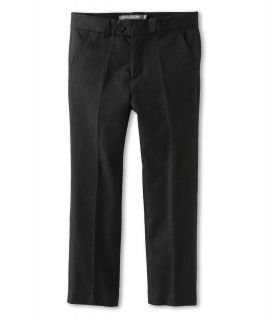Appaman Kids Boys Fully Lined Wool Pant Boys Casual Pants (Black)