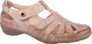 Womens Blondo Begonia II   Light Taupe Blanche Neige Leather Casual Shoes