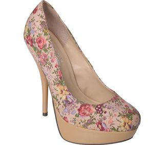 Womens Journee Collection Nicole 2   Taupe High Heels