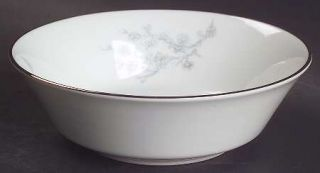 Oxford (Div of Lenox) Twilight Dell Coupe Cereal Bowl, Fine China Dinnerware   B