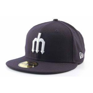 Seattle Mariners New Era MLB C Dub 59FIFTY Cap