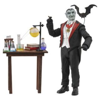 Diamond Select Munsters Select   Grandpa Munster Action Figure