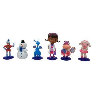 Doc McStuffins 6 Pack of Figurines