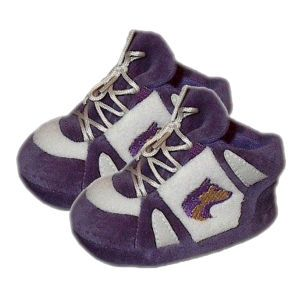Washington Huskies Baby Slipper