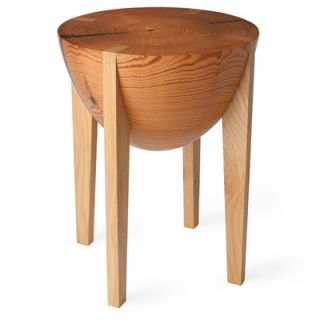 Miles & May RD Stool 32.05 Finish: Body:Heart Pine / Legs: Hickory