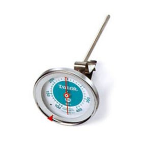 Taylor Candy Deep Fry Thermometer w/ 2.75 in Dial