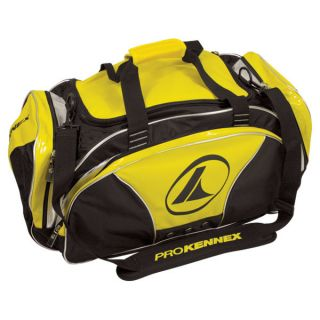 Pro Kennex SQ Pro Series Weekender Tennis Bag  Yellow