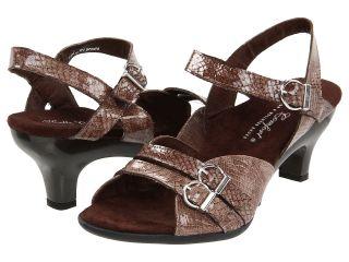 Helle Comfort Baby Womens Dress Sandals (Bronze)