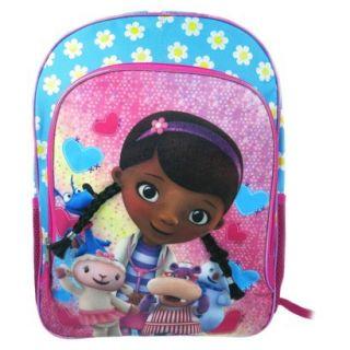 Doc McStuffins 16 Backpack