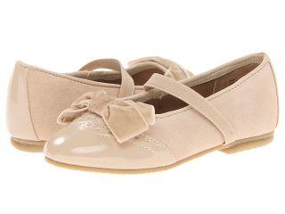 Jumping Jacks Kids Balleto   Jamie Girls Shoes (Taupe)