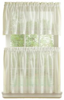Cottage Lace Curtains / Only 24 Lace Curtains