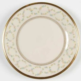 Lenox China Amanda Bread & Butter Plate, Fine China Dinnerware   Twisted Florals