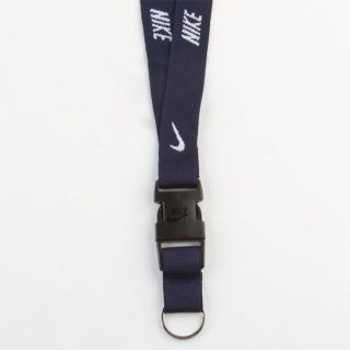 Lanyard Navy One Size For Men 238203210