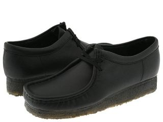Clarks Wallabee Mens Shoes (Black)