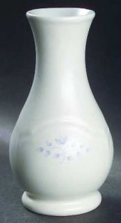 Pfaltzgraff Poetry Matte Bud Vase, Fine China Dinnerware   Matte Finish,Spectrum