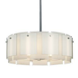 Sonneman Lighting SON 3186 01 Velo Velo 28 Inch  Pendant