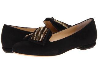 Marvin K Adrianna Womens Slip on Shoes (Black)
