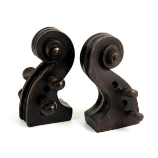 Bey Berk International Musical Bookends Multicolor   R11V