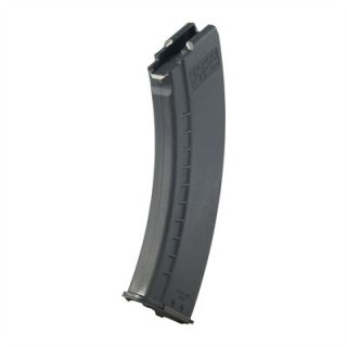 Ak 47/ 74/Galil Polymer Magazines   30rd Ak47 Smooth Side Mag, Black