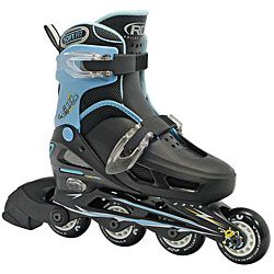 Roller Derby Cobra Boys Adjustable Inline Skates