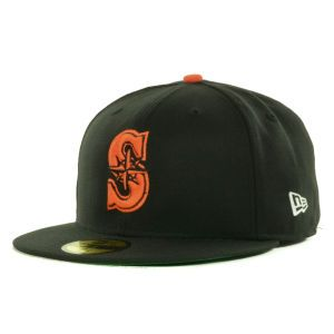 Seattle Mariners New Era MLB Twist Up 59FIFTY Cap