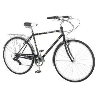Schwinn Mens 700c Gateway 28 Hybrid Bike   Black