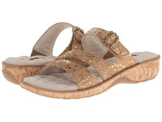 SoftWalk Bal Harbour Womens Shoes (Brown)