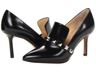 Marvin K Cosette Womens Slip on Dress Shoes (Black)