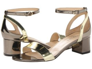 Aquatalia by Marvin K. Netta Womens Sandals (Gold)