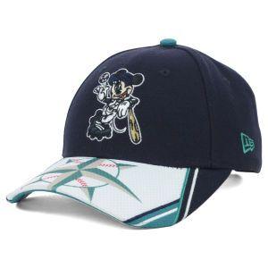 Seattle Mariners New Era Disney Visor Dub Adjustable Cap