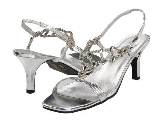 Annie Sadie Womens Bridal Shoes (Silver)