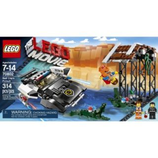 LEGO Movie Bad Cops Pursuit 70802