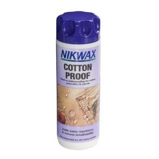 Nikwax Wash In Cotton Proof Waterproofing   10 fl.oz.     ( )