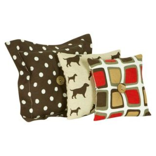 Cotton Tale Houndstooth Pillow Pack ( 3 Piece)