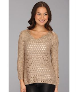 Brigitte Bailey Keren Sweater Womens Sweater (Taupe)