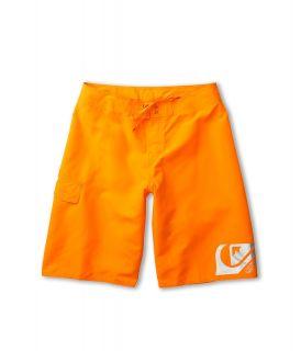 Quiksilver Kids Smashing Boardshort Boys Swimwear (Orange)
