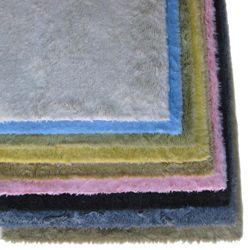 Ohno Kanecaron Faux Fur Rug (4 Square)