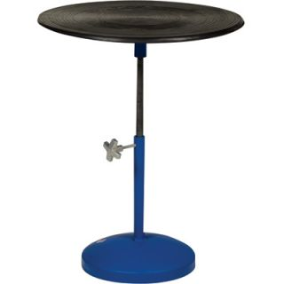 Vestil Heavy Duty Manual Turntable   With Pedestal, 300 Lb. Capacity, 24in. Dia.
