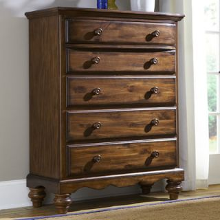 Hillsdale Hamptons 5 Drawer Chest 1763 785