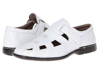 Stacy Adams Bayden Mens Shoes (White)